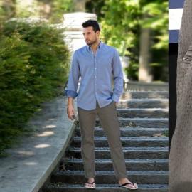 Trousers, Amalfi, Timonier M148PNT023
