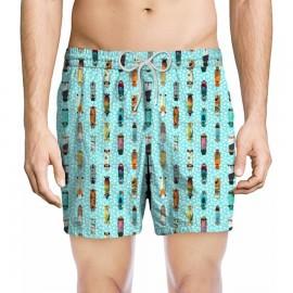 Boxer Homme, Zeybra Portofino, Longboard