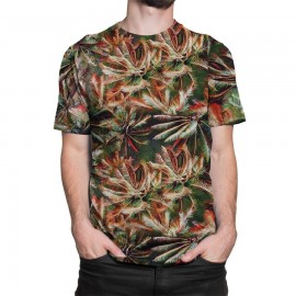 T-shirt, Zeybra Portofino, U. Print
