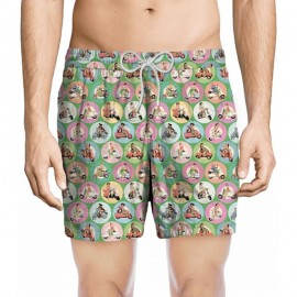 Boxer Homme, Zeybra Portofino, Pin Up