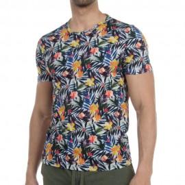 Tee Shirt, Feuillage, Hom 400864
