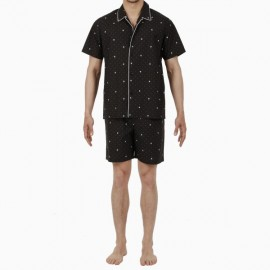 Pyjama Short, Frenchy, Hom 400801