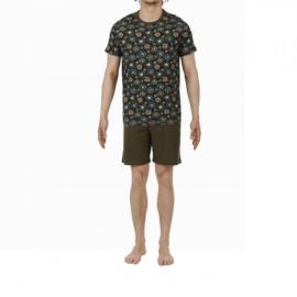 Pyjama Short, Tropicos, Hom 400878