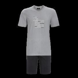 Pyjama Shorty Court Manches Courtes, Ringella 8241325/915