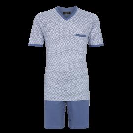 Pyjama Shorty Court Manches Courtes, Ringella 8241328/253