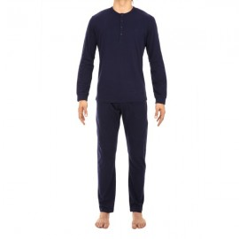 Pyjama Long, Sport Lounge, Hom 400679