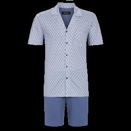 Pyjama Shorty Court Manches Courtes, Ringella 8241329/253