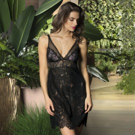 Nuisette Sexy, Résille Lotus, Lise Charmel ALG1225-NL