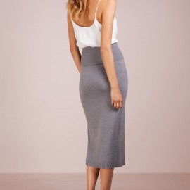 Skirt in Wool, Borel, Max Mara 330601866-001