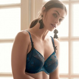 Underwired Full Bra, Chandelier, Prima Donna 0162940-MIB