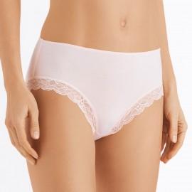 Slip Midi, Cotton Lace, Hanro 072437-1381