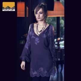 Robe Courte, Felicia, Marjolaine 9FEL0503-9304