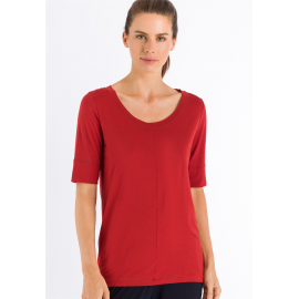 Tee-Shirt Manches 3/4, Yoga, Hanro, 077994-1293