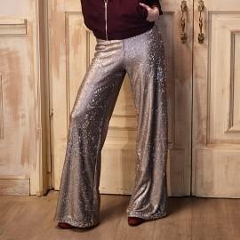 Pantalon, Raffaela RD12PNF02-ORO