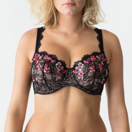 Soutien-Gorge Balconnet Couture Vertic. EàG, Baboushka, Prima Donna, 0162955-ZWA