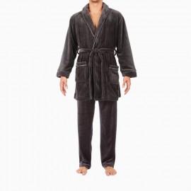Robe De Chambre Courte, Forest, Hom 401092