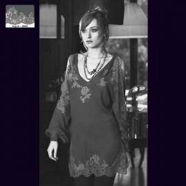 Robe Courte, Felicia, Marjolaine 9FEL0503-0054
