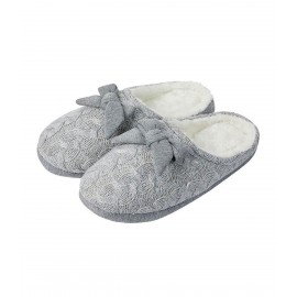 Chaussons Grise, Ysabel Mora 12592