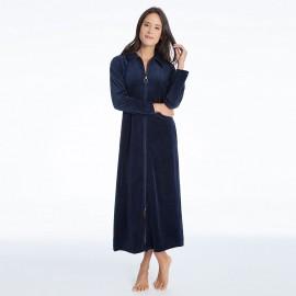 Robe De Chambre Zip, Claire, Taubert 182802-314/4900