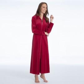 Robe De Chambre Zip, Claire, Taubert 182802-314/6810