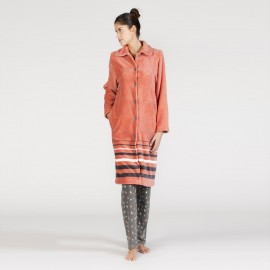 Bathrobe, Egatex 182532-SALM