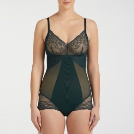 Body Gainant Dentelle, Spotlight On Lace, Spanx 10119R-MAL