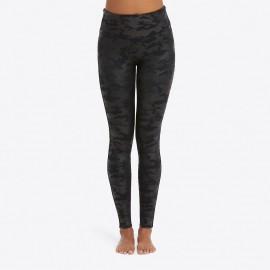 Leggings Fake Leather, Camo, 20185R