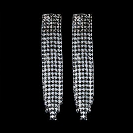 Glittering Earrings, 0306/C02/491