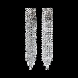 Glittering Earrings, 0306/C02/910