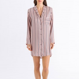 Long Sleeved Nightshirt, Malie, Hanro, 076495-1106
