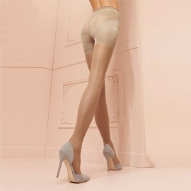 Sheathing Tights Pull Up-Butt20 Den, Modella, Trasparenze MODELLA