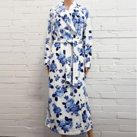 Crossed Long Dressing Gown, Ingrid, Taubert 182800-114