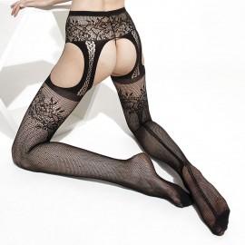 Collant Strip Panty, Fiordaliso, Trasparenze FIORDALISO