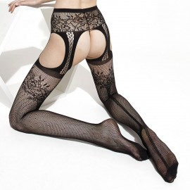 Tights Strip Panty, Fiordaliso, Trasparenze FIORDALISO