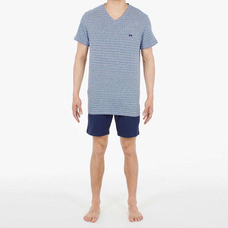 f8830c8bdef1a Pyjama Short 100% Coton, Urban, Hom 401222-00BI