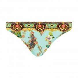 Low-Rised Briefs Swimsuit, Fleurs Lagon, Lise Charmel ABA0423-LA