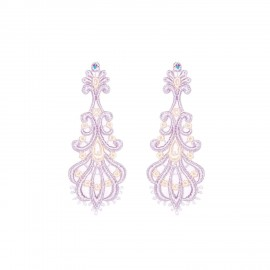 Boucle d'Oreilles, Instant Couture, Lise Charmel AIG1310-CD