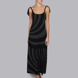 Long Dress, Belle Kaki, Andrès Sarda 3407770-SKA