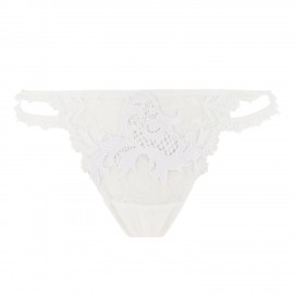 Sexy Thong, Acanthe Arty Blanc, Lise Charmel ACG0507-BL