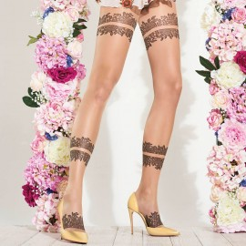 Fancy Tights 20 Den, Begonia, Trasparenze BEGONIA