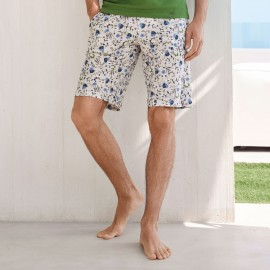 Pantalon Court 100% Coton, Luca, Hanro 075643-1927