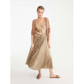 Silked Top with Straps, Lucca Nude, Max Mara LUCCA-017