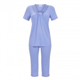 Short Sleeved Pajamas Bermuda, Ringella 9211226/238