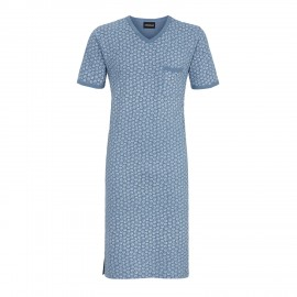 Short Sleeves Nightshirt, Ringella 9241039/274