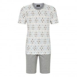 Short Sleeves Pajamas Shorts, Ringella 9241335/101