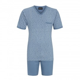 Short Sleeves Pajamas Shorts, Ringella 9241339/274