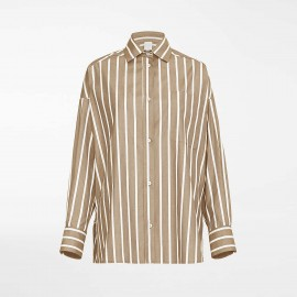 Shirt 100% Cotton, Agar Camel, Max Mara AGAR-001