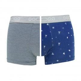 Cotton Boxer Pack x2, Brando, Hom 401353-D014