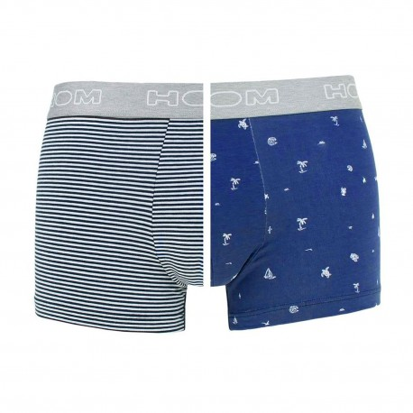 Cotton Boxer Pack x2, Brando, Hom 401353-D014