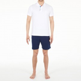 Short Sleeves Polo Shirt, Louis, Hom 400454-0003